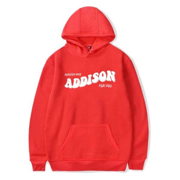 addison rae hoodie