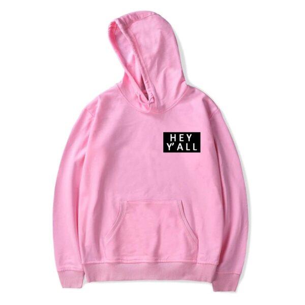 addison rae HEY Y'ALL hoodie