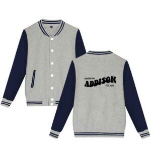 Addison Rae Jacket #4